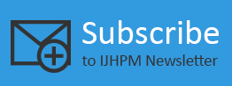 Subscribe to IJHPM Newsletter